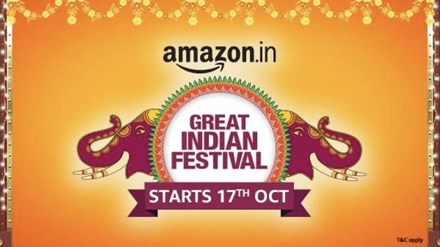 This year, lakhs of SMBs are offering a unique selection of products to customers during the Amazon India 'Great Indian Festival'.(Amazon)