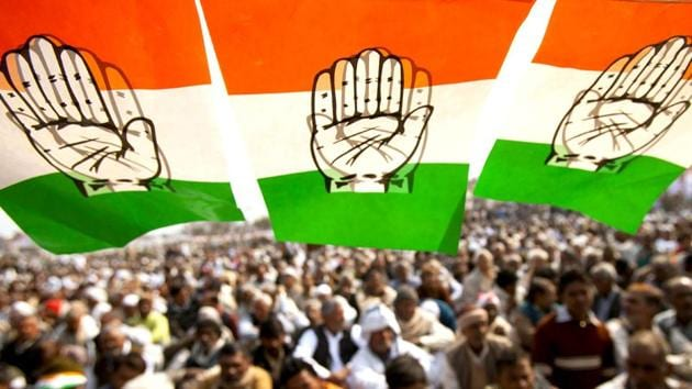 Congress has lost 12 of its legislators to the BJP, which has reduced its strength to 65. On the other hand, the BJP has increased its tally to 111.(AP-Photo)