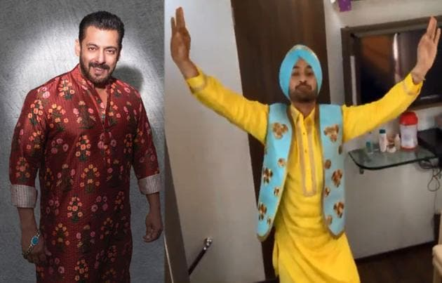 Diwali 2020: Salman Khan and Diljit Dosanjh have wished their fans on the occasion.