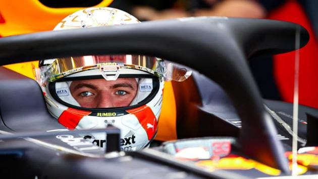 Formula One F1 - Turkish Grand Prix - Istanbul Park, Istanbul, Turkey - November 13, 2020 Red Bull's Max Verstappen during practice FIA/Handout via REUTERS ATTENTION EDITORS - THIS IMAGE HAS BEEN SUPPLIED BY A THIRD PARTY. NO RESALES. NO ARCHIVES(REUTERS)