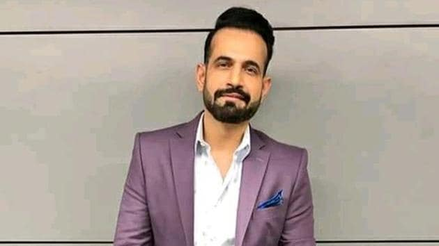 Photo of former Indian all-rounder Irfan Pathan(Twitter)