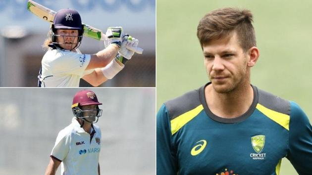 Will Pucovski or Joe Burns – who should open with David Warner in India Tests?(Twitter)