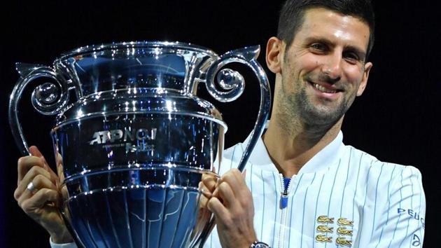 Photo of Serbian tennis star Novak Djokovic(Twitter)