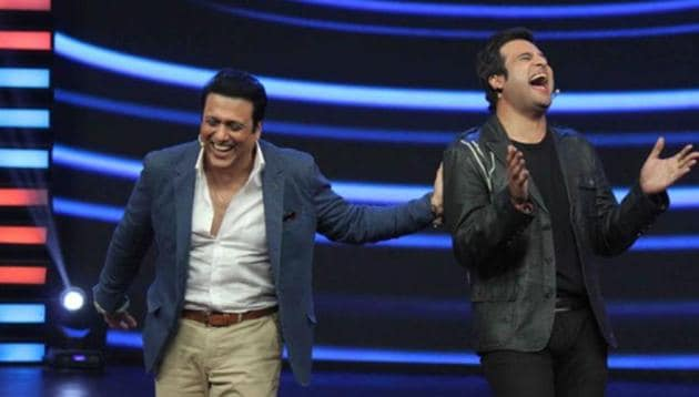 Krushna Abhishek and Govinda's relationship has soured over the last couple of years.