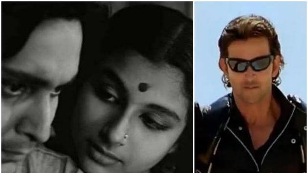 Hrithik Roshan shared a fan video on his action scenes while Sharmila Tagore mourned the loss of Soumitra Chatterjee.