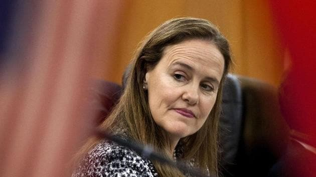 Michele Flournoy has served as under secretary of defense for policy in the Obama administration.(AP)