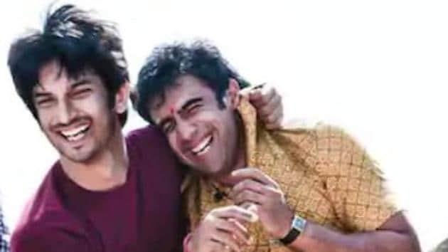 Amit Sadh and Sushant Singh Rajput in a still from Kai Po Che.