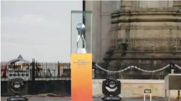 File image of U-17 Women's World Cup Trophy.(File)