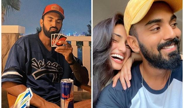 KL Rahul is in Australia for the upcoming series, while Athiya Shetty is in Mumbai.