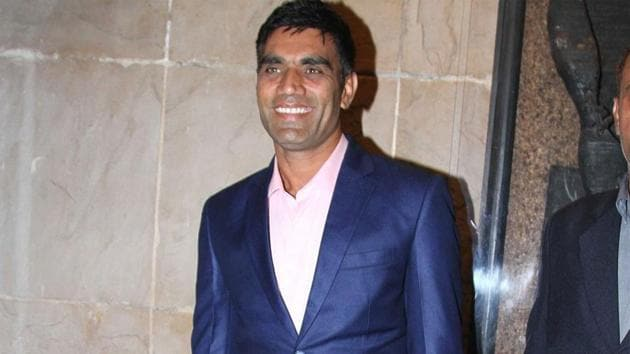 File image of former India quick Munaf Patel(Getty Images)