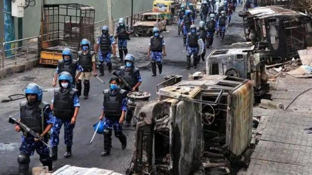The riot led to fear and panic in the nearby areas and was intended to cause terror in the society, the NIA said. (ANI file photo)