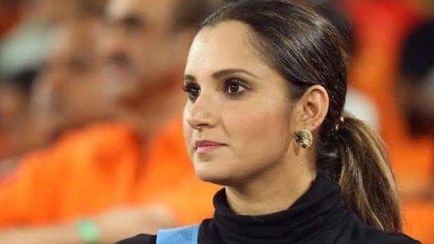 Indian tennis star Sania Mirza(Twitter)