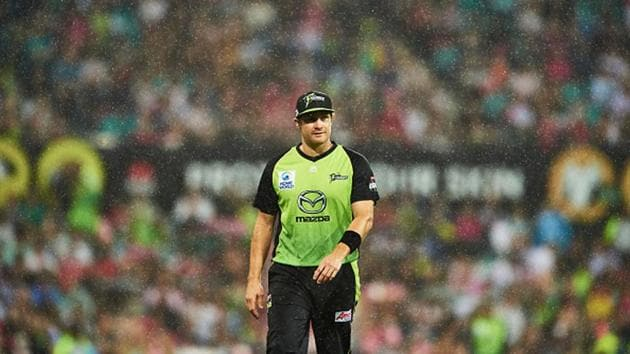 Shane Watson was a marquee player for Sydney Thunder until last season.(Getty Images)