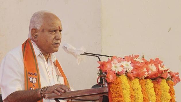 Karnataka Chief minister B S Yediyurappa said Maratha Development Authority has been set up for the development of the Marathis living in Karnataka.(PTI)