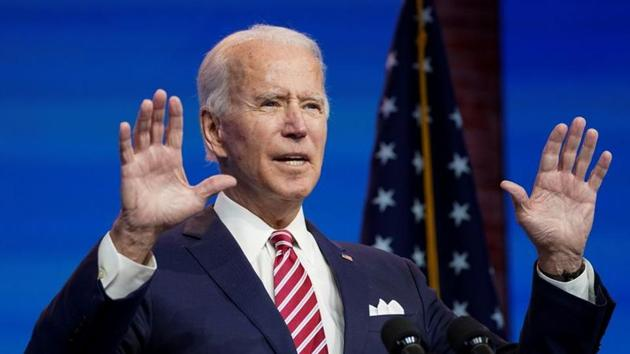 There's a belief that Biden will repair ties and coordinate China policy with traditional US allies(REUTERS)