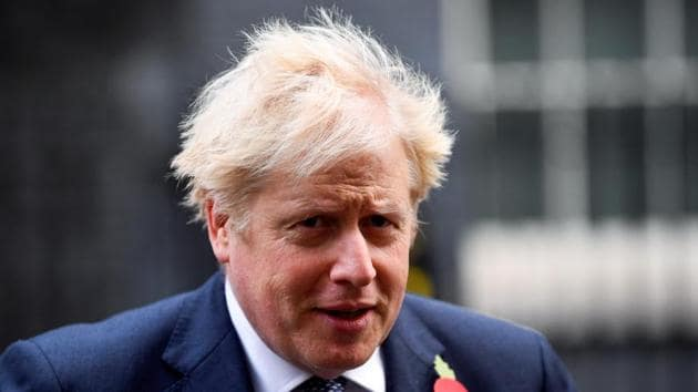 """Johnson said: """"Although this year has taken a very different path to the one we expected, the UK is looking to the future and seizing the opportunity to build back greener. The recovery of our planet and of our economies can and must go hand-in-hand"""".(Reuters Photo)"""