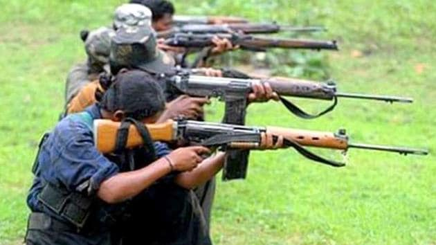 Jharkhand is one of the worst left wing extremism affected states.(HT FIle Photo)