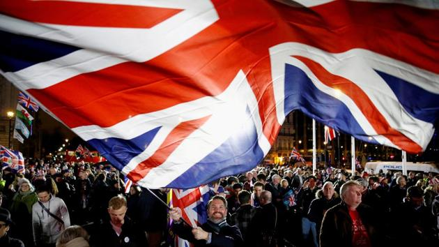 UK companies are turning to cheaper overseas labor to complete their post-Brexit customs paperwork, creating jobs in countries such as Romania and India due to a shortage of trained staff in Britain.(Reuters/ Representational)