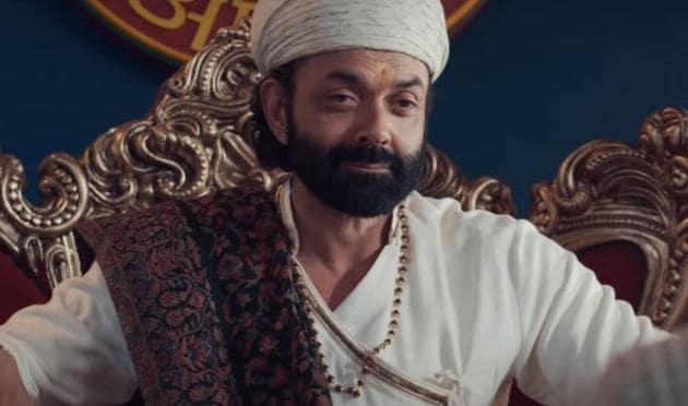 Bobby Deol plays Baba Nirala in Aashram.