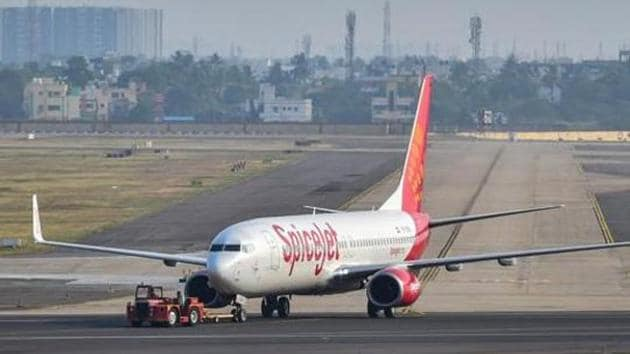 SpiceJet's fortunes have also been favoured by the US Federal Aviation Administration, which has cleared the return of Boeing MAX aircraft for operations(PTI)