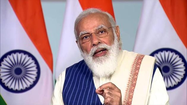 Prime Minister Narendra Modi will join leaders of the G20 for the grouping's virtual summit during November 21-22(ANI)