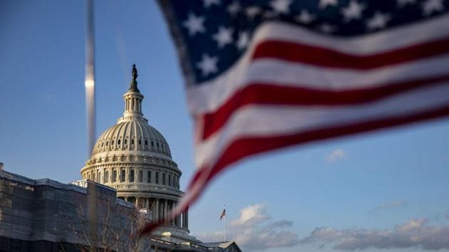 The US House of Representatives is seen in this file photo. The house has passed a bipartisan resolution recognising the cultural and religious significance of an autonomous Tibet and seeking peaceful solutions to the conflict.(AFP Photo)