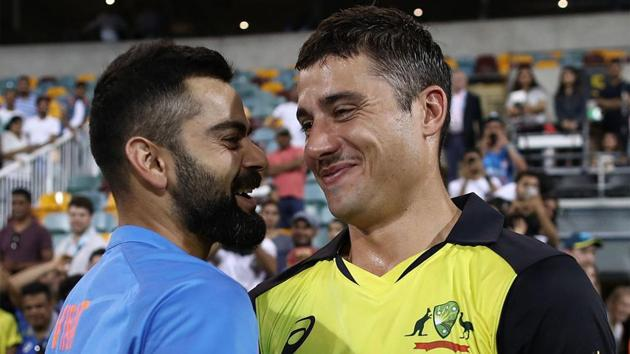There will be no shortage of motivation for Virat Kohli, says Marcus Stoinis(Getty Images)