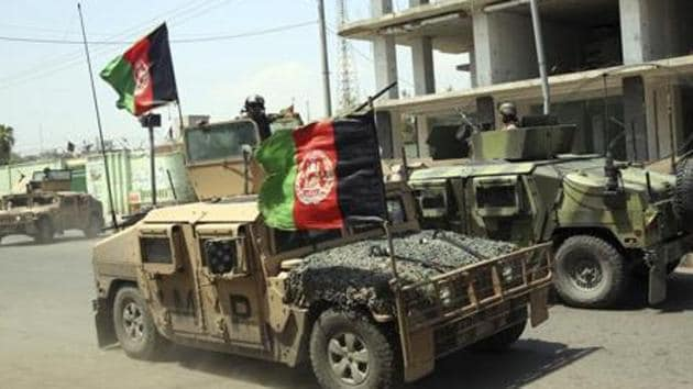 Some of the recent violence has been blamed on the Taliban, who have ignored Ghani's warnings about using the attacks to gain leverage in the peace talks.(AP file photo)
