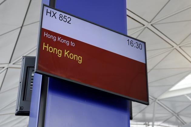 As Hong Kong witnesses 'fourth stage' of Covid-19, concerns rise over air travel... thumbnail