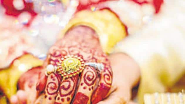 """Several states ruled by the Bharatiya Janata Party (BJP) have said they will bring in laws to check """"love jihad"""".(Getty Images/iStockphoto)"""