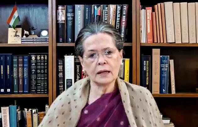 Apart from this panel, Congress president Sonia Gandhi on Friday also formed committees on foreign affairs and national security.(PTI)