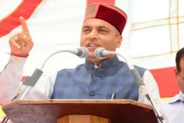 Himachal Pradesh chief minister Jai Ram Thakur.(PTI/ File photo)