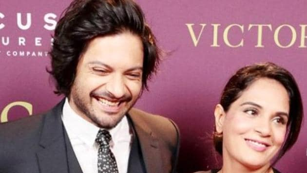 Ali fazal and Richa Chadha are yet to zero in on a new wedding date as the world deals with the pandemic.