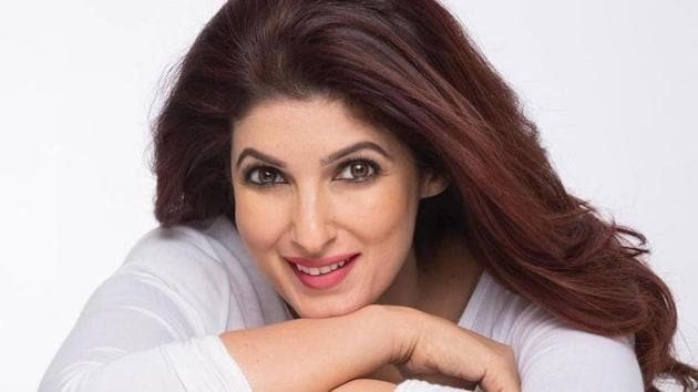 Twinkle Khanna said that it is not wrong to post about charitable acts.