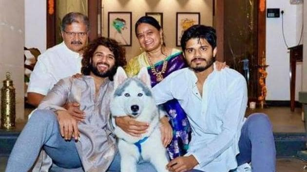 Vijay Deverakonda's brother Anand stars in Middle Class Melodies.