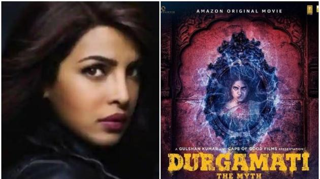 Priyanka Chopra recounted how a co-star saved her on Quantico sets, while Bhumi Pednekar shared a new poster of Durgamati.