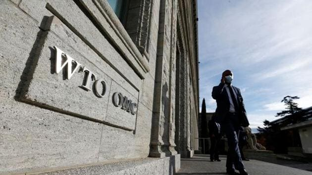 "The ""Ottawa Group"" will present its proposals to the WTO in mid-December in the hope its 164 members will sign up early in 2021(REUTERS)"