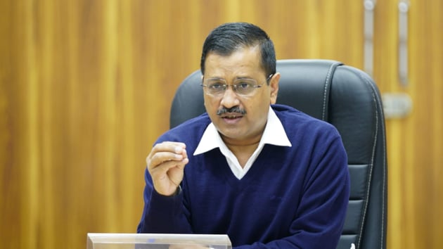 Kejriwal also sought the reservation of additional 1,000 beds in intensive care units (ICUs) of hospitals run by the central government till the third wave lasts in the Capital.(@CMODelhi)