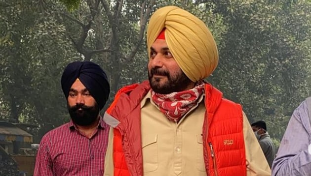 Punjab chief minister Capt Amarinder Singh had asked former minister Navjot Singh Sidhu to second the resolution in the state assembly against the Centre's farm laws. Sidhu had also participated in a protest led by the chief minister in Delhi, signalling a thaw in ties.(Instagram/Navjot Singh Sidhu)