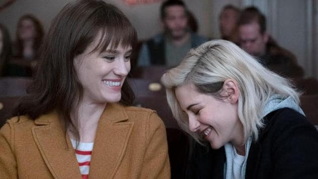"""""""Happiest Season"""" director and co-writer Clea Duvall said she felt there were was gap in the market for LGBT films with a light touch.(Instagram)"""