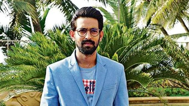 Actor Vikrant Massey was seen in the web film Ginny Weds Sunny recently