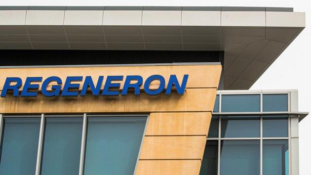 Regeneron said on Saturday it expects to have treatment doses of its drug ready for approximately 80,000 patients by the end of this month.(Reuters)