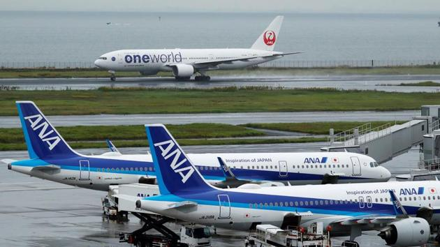 Airline revenue this year will plunge 60 percent as a result of the coronavirus pandemic which threatens the survival of the industry, the International Air Transport Association (IATA) said.(Reuters)