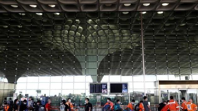 Chhatrapati Shivaji International Airport.(File photo)