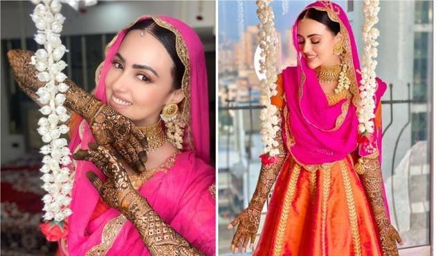 Sana Khan married Anas Sayied on November 20.