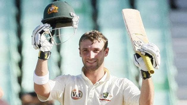 Late Australian batsman Phill Hughes(Twitter)