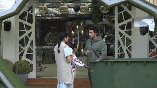 Bigg Boss 14 written update day 50: Aly Goni and Kavita Kaushik in an ugly fight.