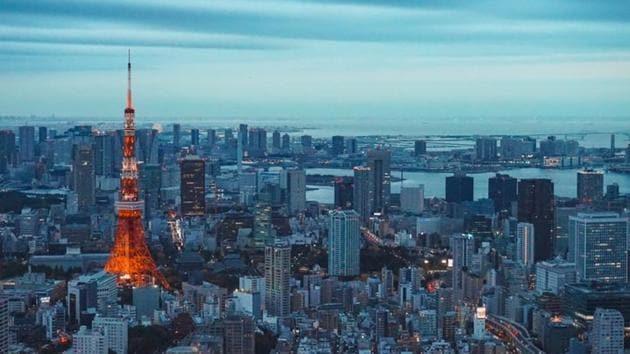 Tokyo(Unsplash)
