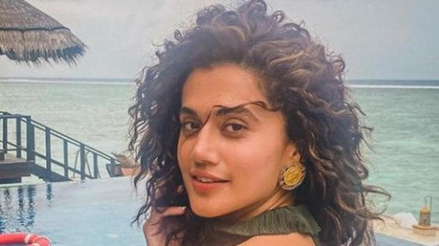 Taapsee Pannu has taken on a hater on social media.