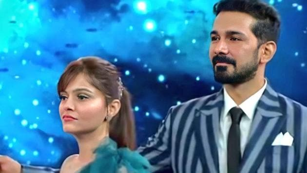 Rubina Dilaik and Abhinav Shukla are the only married couple in the Bigg Boss 14 house.